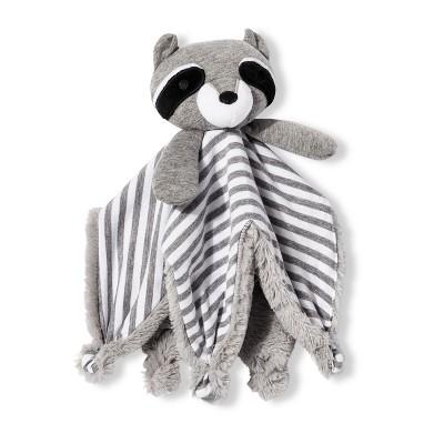 Security Blanket Raccoon - Cloud Island™ - Gray