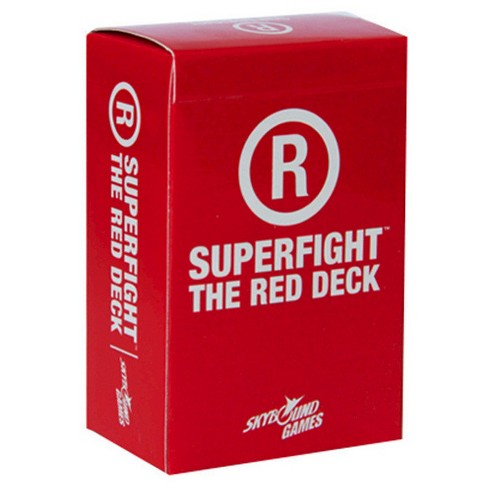 Superfight Game: Red Adult Deck - image 1 of 2