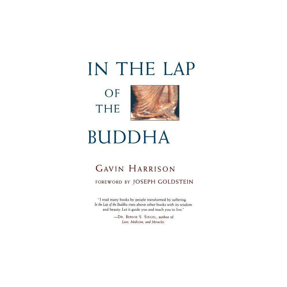 In The Lap Of The Buddha By Gavin Harrison Paperback