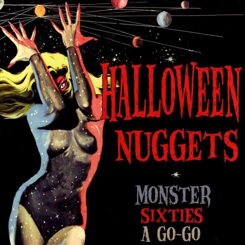Various - Halloween nuggets:Monster sixties a g (CD) - image 1 of 2