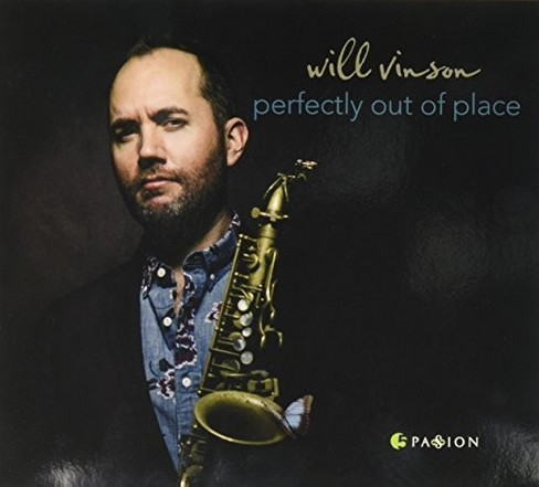 Will vinson - Perfectly out of place (CD) - image 1 of 1