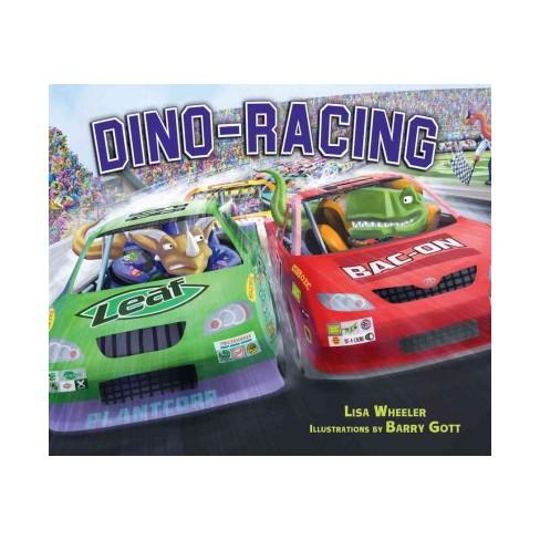 Dino Racing School And Library Lisa Wheeler Target