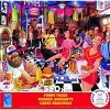 Ceaco Funny Faces: USA Diner Jigsaw Puzzle - 550 pc - image 3 of 3