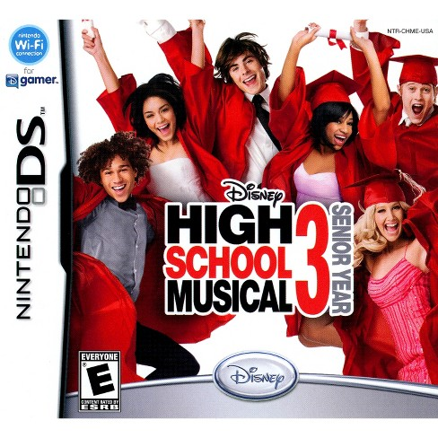 High School Musical 3 Senior Year Dance PRE-OWNED Nintendo DS - image 1 of 1