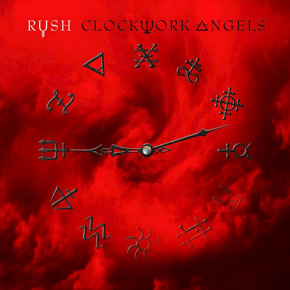 Rush - Clockwork Angels (CD)