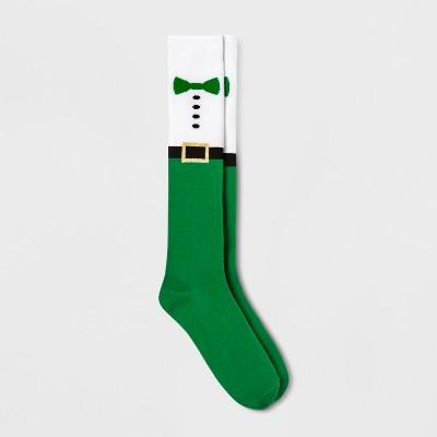 d83632fa0 Womens St. Patricks Day Leprechaun Knee High Socks – Green One Size ...