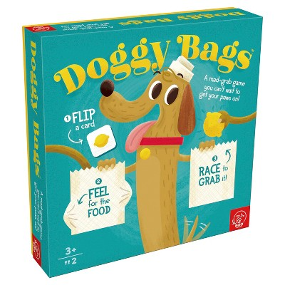 ROO GAMES - Doggy Bags - Be The First to Find Franky's Food - for Ages 3+ - A Fun Grab Game for Toddlers and Families