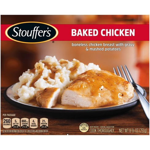 Stouffer's Frozen Baked Chicken - 8.75oz - image 1 of 4