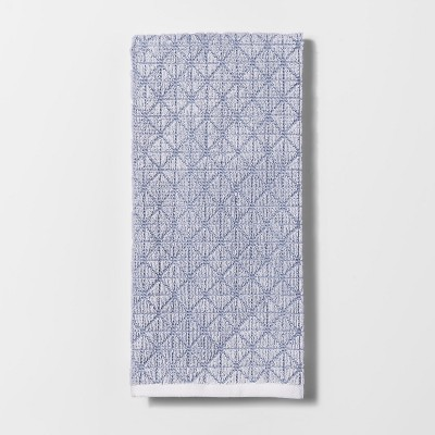 Blue Sculpted Terry Kitchen Towel - Project 62™