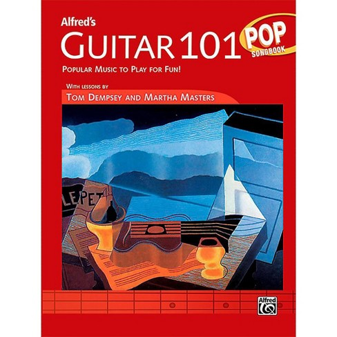 Alfred Guitar 101 Pop Songbook - image 1 of 1