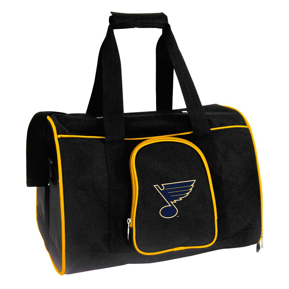 St. Louis Blues 16 Dog and Cat Carrier