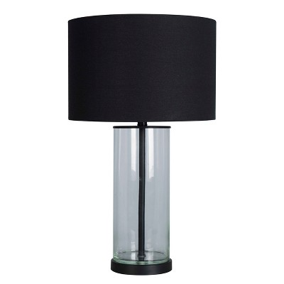 USB Fillable Accent Table Lamp (Lamp Only)Black - Project 62™