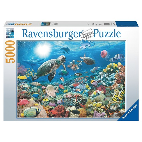 Ravensburger 5,000pc Puzzle - Beneath the Sea - image 1 of 2