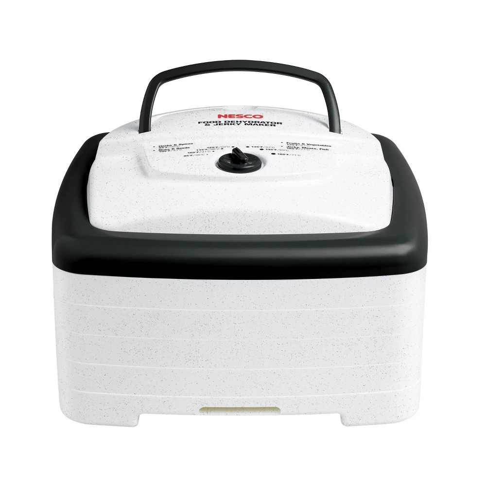 Image of NESCO - American Harvest Square Dehydrator, White