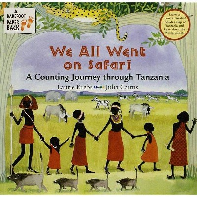 We All Went on Safari - (Paperback)