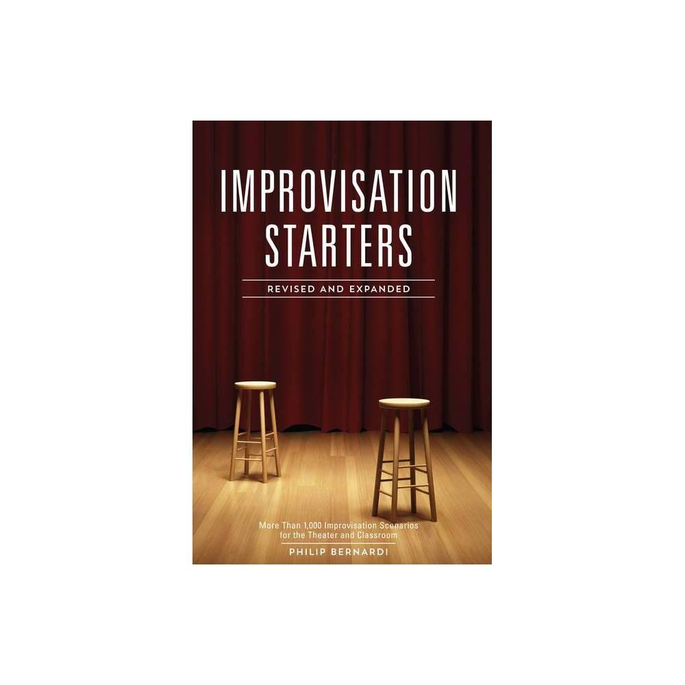 Improvisation Starters By Philip Bernardi Paperback