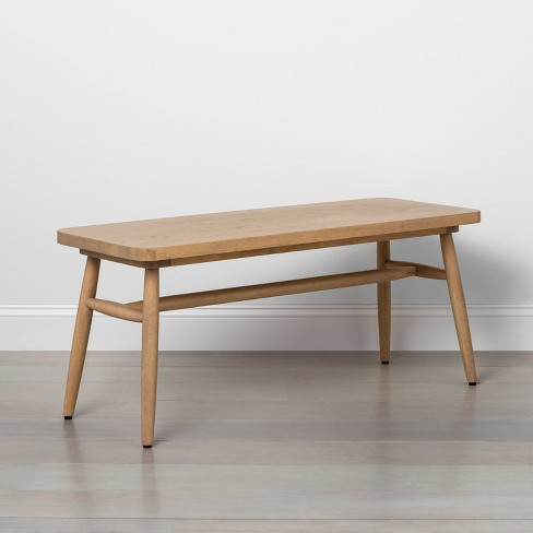 Shaker Dining Bench - Hearth & Hand™ with Magnolia - image 1 of 4