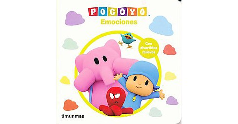 Pocoyo Emociones/ Pocoyo Feelings (Hardcover) (Various) - image 1 of 1
