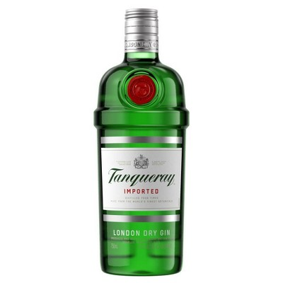 Tanqueray London Dry Gin - 750ml Bottle