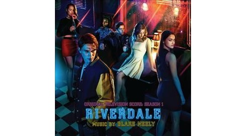 Blake Neely - Riverdale (Ost) (CD) - image 1 of 1