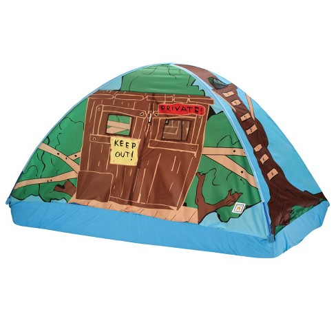 Pacific Play Tents Kids Tree House Bed Tent Full Size - image 1 of 4