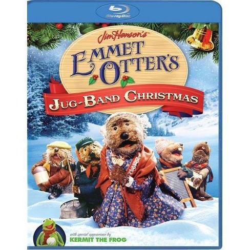 Emmet Otter's Jug-Band Christmas (Blu-ray) - image 1 of 1