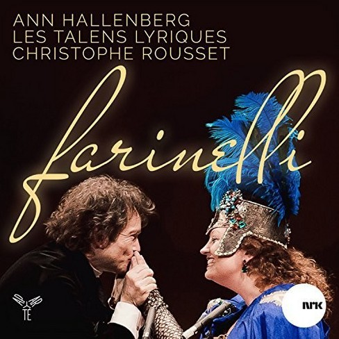 Christophe Rousset - Farinelli:Live In Bergen (CD) - image 1 of 1