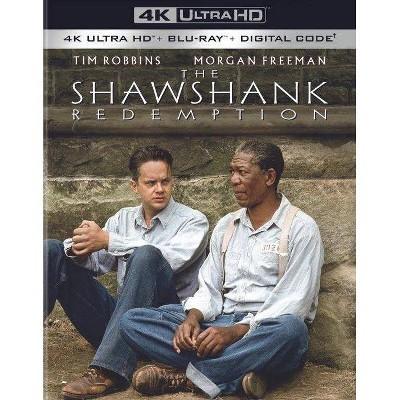 The Shawshank Redemption (4K/UHD)