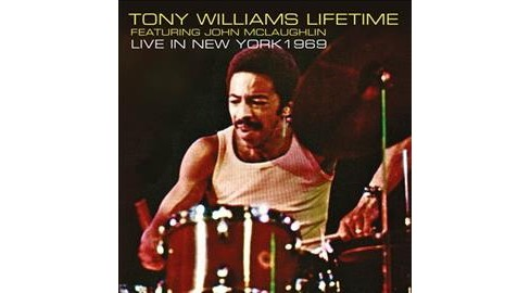 Tony Williams - Live In New York 1969 (Vinyl) - image 1 of 1