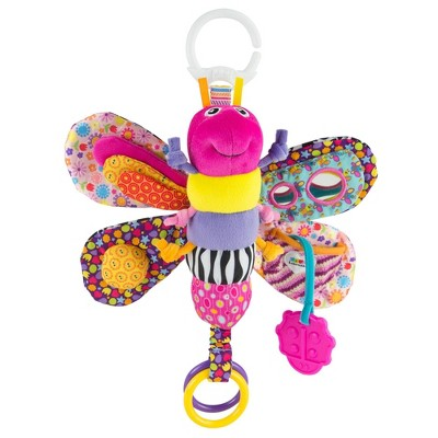 Lamaze Fifi the Firefly Clip & Go Baby Toy