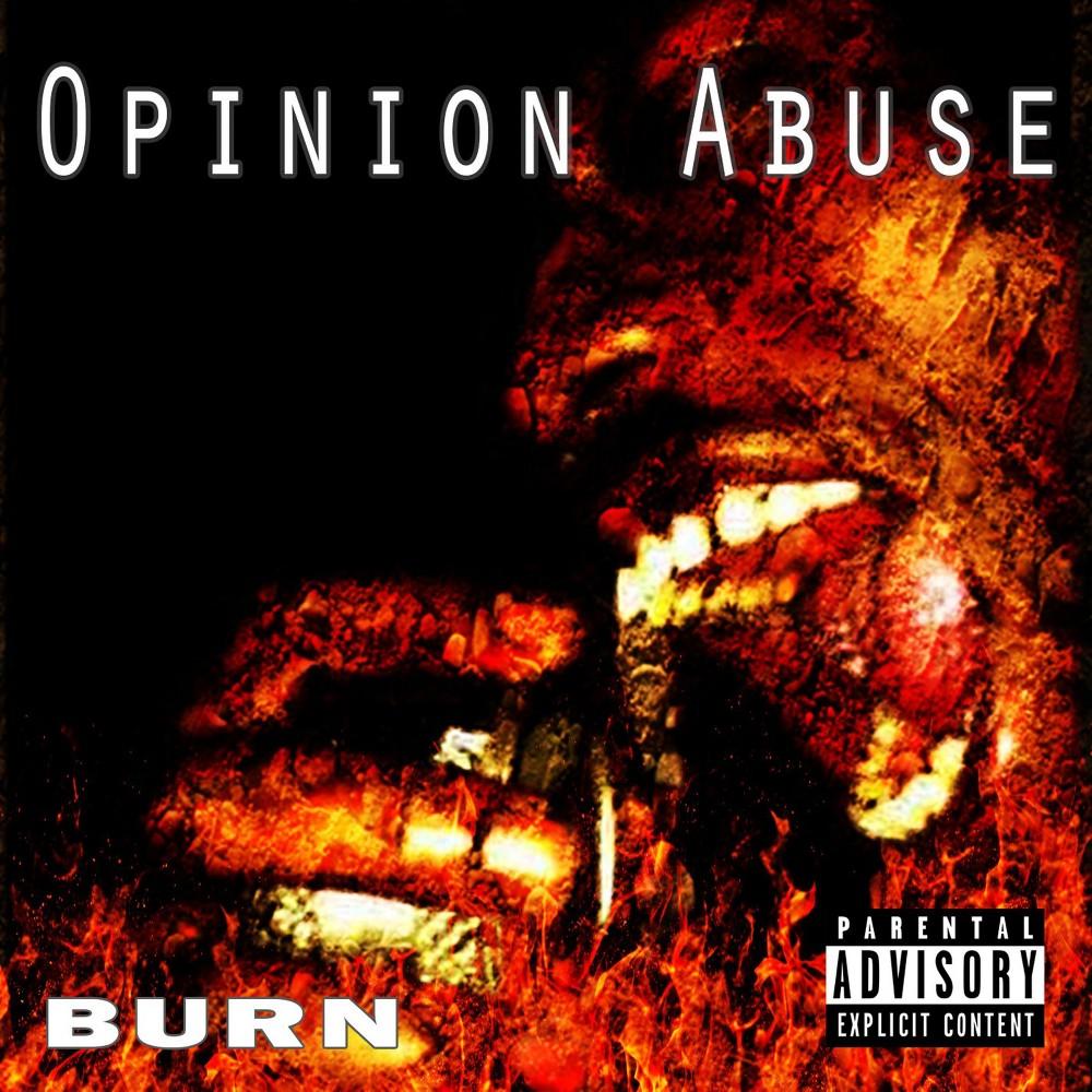 Burn - Opinion Abuse (CD)