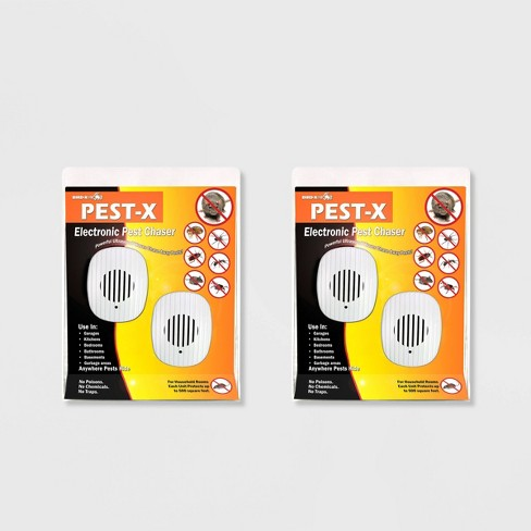 4pk Electronic All Pest Repeller - Bird-X - image 1 of 3