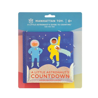 The Manhattan Toy Company A Little Astronaut's Guide to Counting