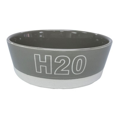 H2O Stoneware 6 Cup Bowl for Dogs - Boots & Barkley™