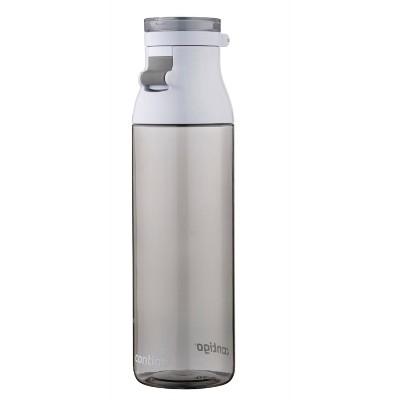 Contigo 24oz Jackson Water Bottle White/Clear