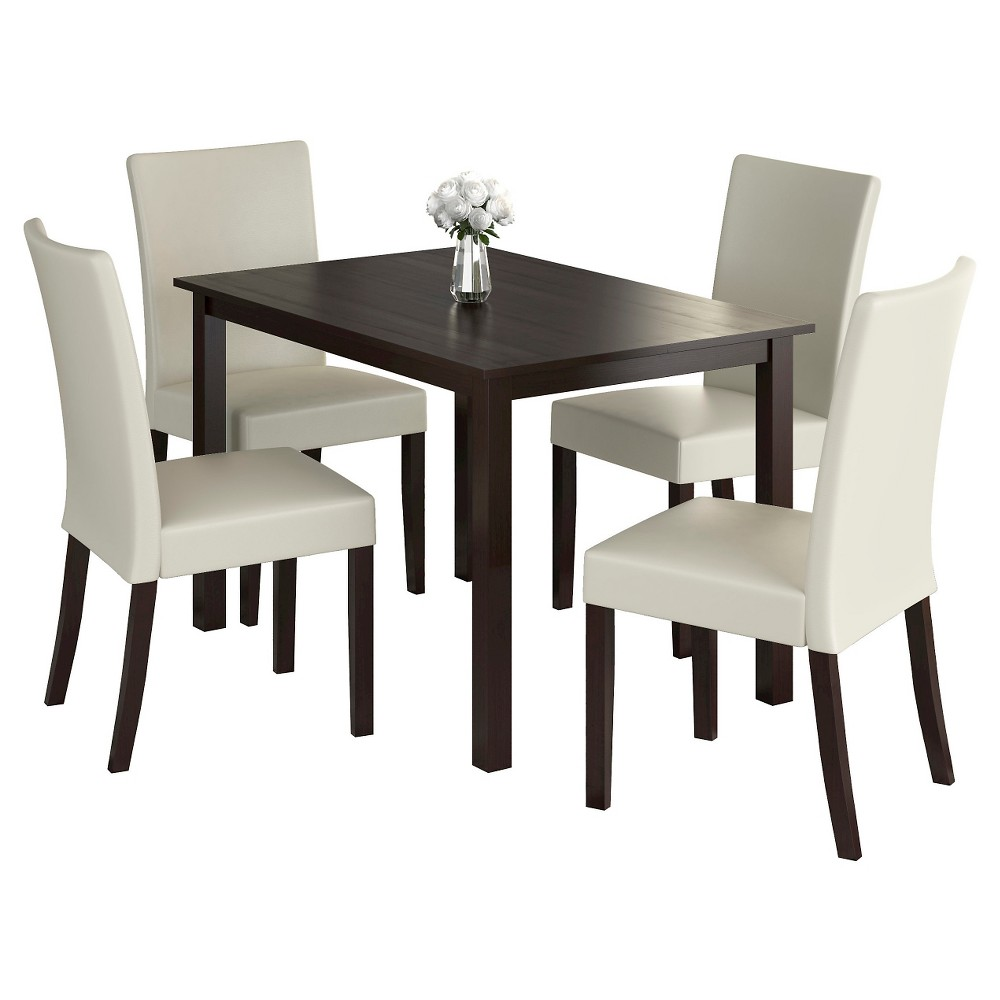 5 Piece Atwood Dining Set CorLiving