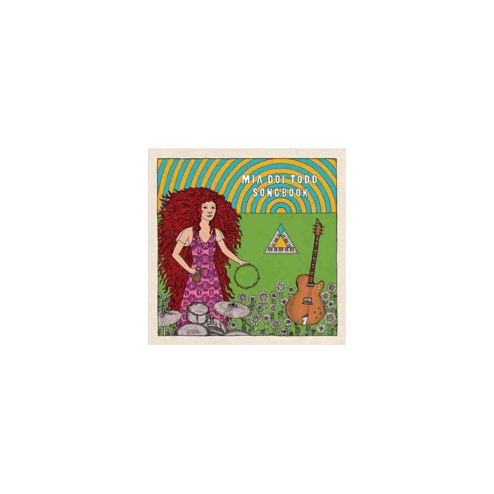 Mia Doi Todd - Songbook (CD)