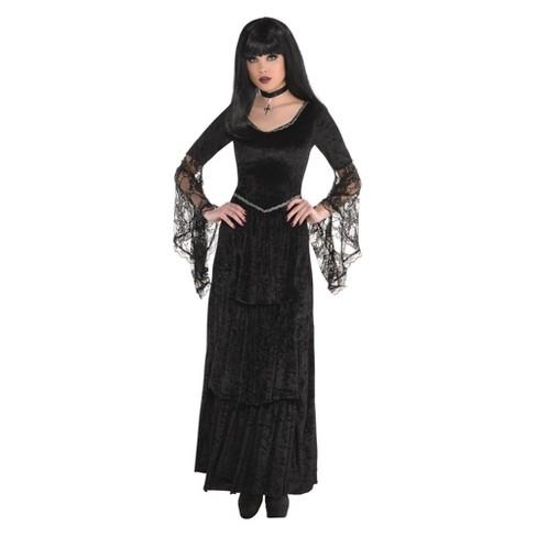 Women's Gothic Temptress Halloween Costume - image 1 of 1