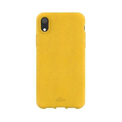 Pela  Apple iPhone  Eco- Friendly Slim Case - Yellow