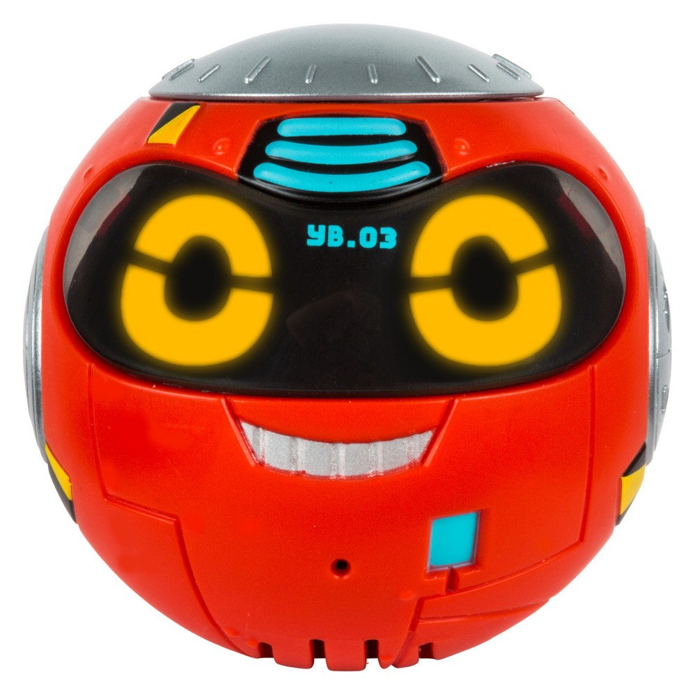 Really Rad Robots Yakbot - Red
