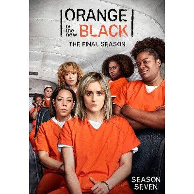 Orange is the New Black: Season 7 (DVD)