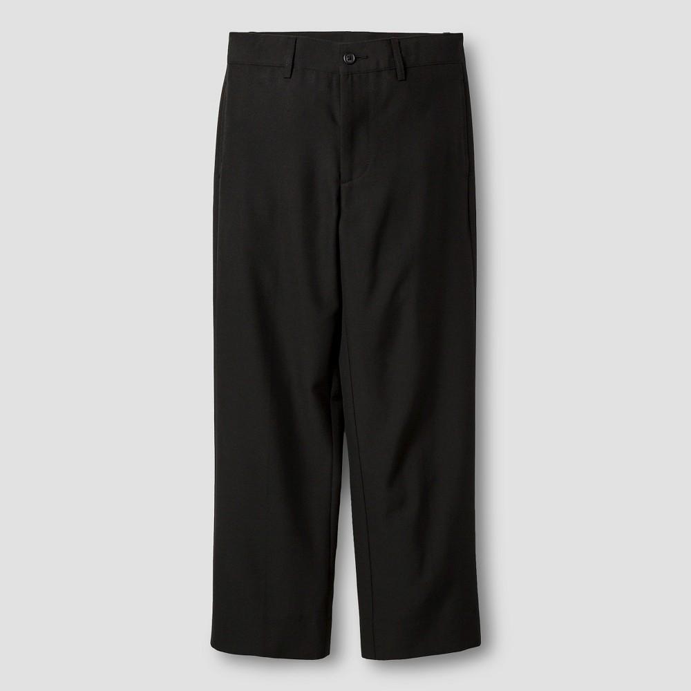 Image of Boys' Suit Pants - Cat & Jack Black 12, Boy's