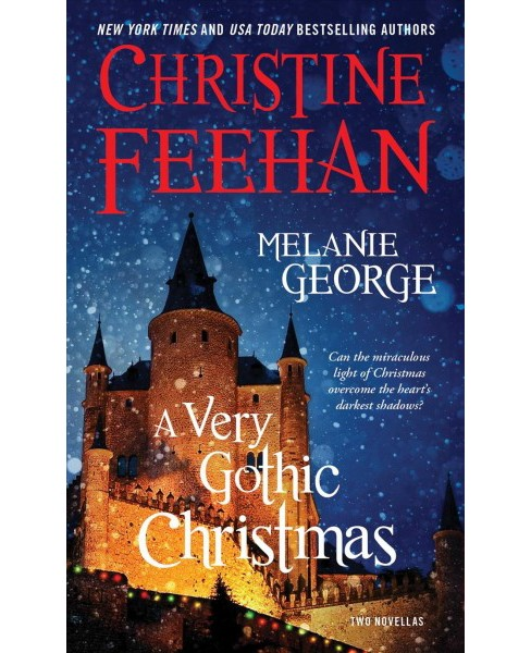 Very Gothic Christmas : After the Music / Lady of the Locket (Reissue) (Paperback) (Christine Feehan & - image 1 of 1