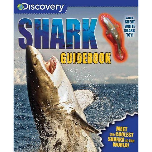 Discovery Shark Guidebook - (Paperback) - image 1 of 1