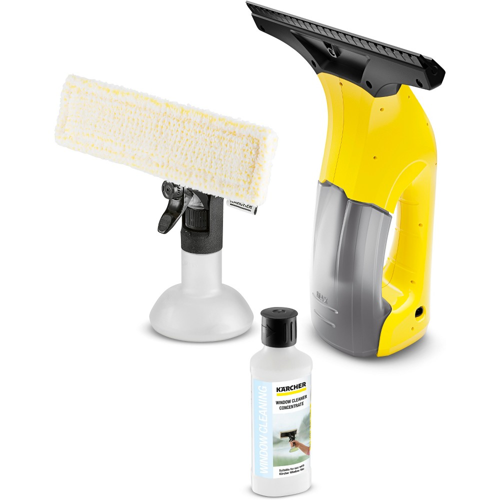 Image of WV1 Window Vacuum Yellow - Karcher