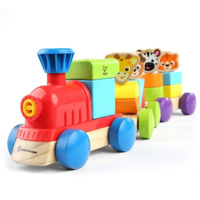 Baby Einstein Wooden Toy Discovery Train