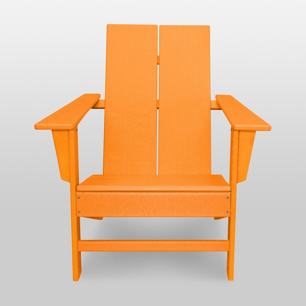 Moore Polywood Adirondack Chair Orange - Project 62