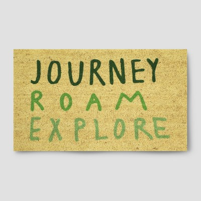 Journey Doormat - 18 x30  - Threshold™