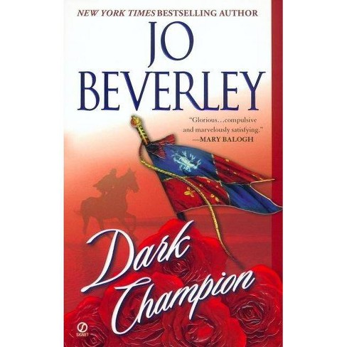 Dark Champion - by  Jo Beverley (Paperback) - image 1 of 1