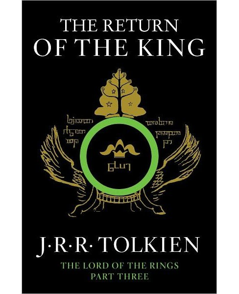 The Return Of The King (Reissue) (Paperback) by J. R. R. Tolkien - image 1 of 1